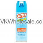 Cutter All Family Insect Repellent, 6 oz Wholesale