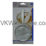 2 PC Kitchen Strainer With Handle Wholesale