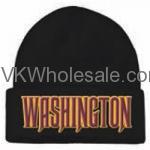 Washington Embroidered Winter Skull Hats Wholesale