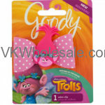 Goody Trolls Value Channel Bow Salon Clip Wholesale