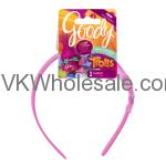 Goody Trolls Poppy UV Color Change Headband Wholesale
