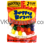 Snackerz Jelly Beans 2 for $1 Candy Wholesale