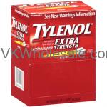Tylenol Extra Strength Caplets Wholesale