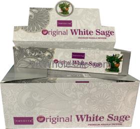 Original White Sage Nandita Incense Wholesale