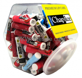 Chap Ice Premium Lip Care Sticks Jar Wholesale