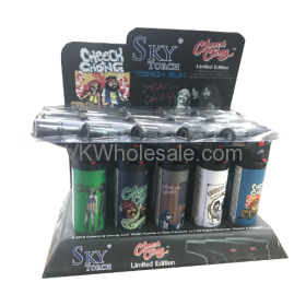 Cheech & Chong Eagle Torch Lighters Wholesale