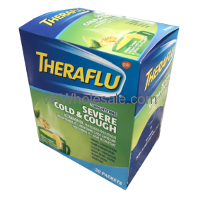 Theraflu Nighttime Severe Cold & Cough Wholesale