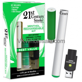 Wholesale 21st Century Smoke Electronic Alternative Cigarette