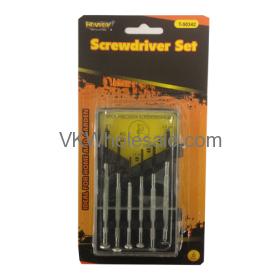 SCREWDRIVER Set 6 PC