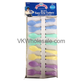 Wholesale Easy Grip Cutlery Set