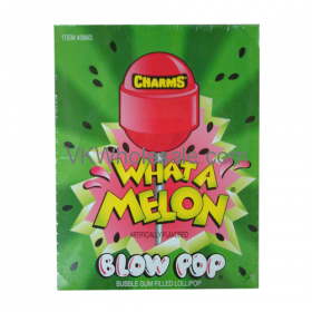 CHARMs What A Melon Blow Pops 48ct