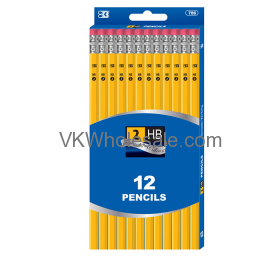 No. 2 Pencils 18ct Wholesale