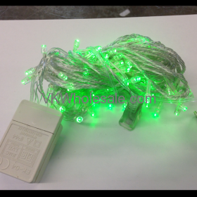 Christmas LED Lights Green Wholesale