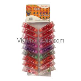 Fruity LIP GLOSS 36 PCS