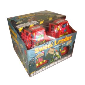 Kidsmania Sweet Loader Toy CANDY 12 PCS