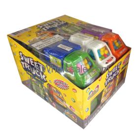 Kidsmania Sweet Truck Toy CANDY 12 PCS