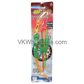 Bow and Arrow DART Game Toy