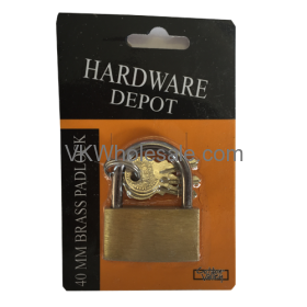 40 mm Brass Padlock Wholesale