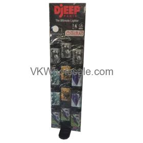 Djeep Paris War GAMEs Refillable Lighters 24 PC