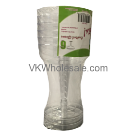 Cocktail GLASSES 6 CT