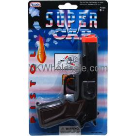 Black Super CAP GUN