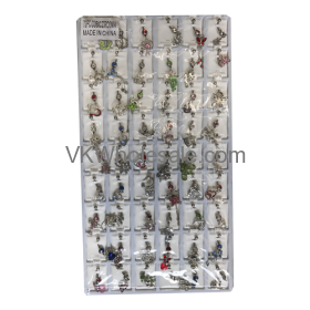Belly Dangling BODY JEWELRY Refill Tray 54 PC