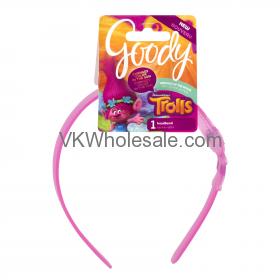 Goody Trolls Poppy UV Color Change HEADBAND 1CT