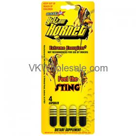 Stacker 2 Yellow Hornet Capsules Wholesale