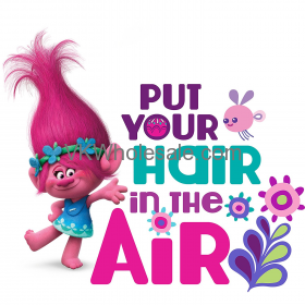 Goody Trolls Poppy Girl Hair Accessories