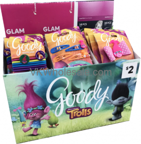 Goody Trolls Value Channel PDQ Counter Display Wholesale