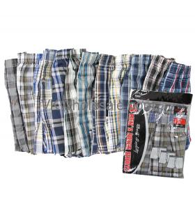 Boxer Shorts 2XL 3 Pair Pack Wholesale