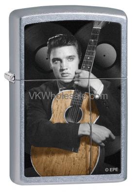 Zippo Lighter ELVIS Guitar Windproof Lighter 28431