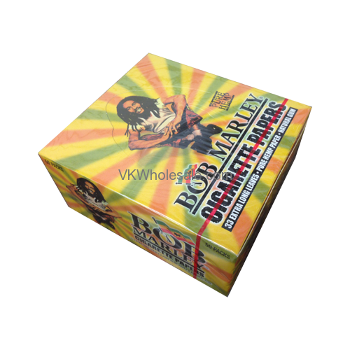 Bob Marley Rolling Papers - King Size - 50 PK