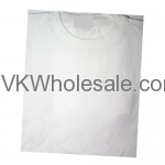 Wholesale White Short Sleeves T-Shirts 12 pk