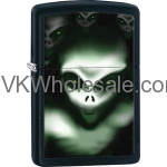Zippo Classic Scary Alien Windproof Lighter Wholesale