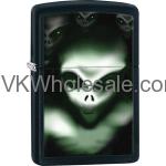Zippo Classic Scary Alien Windproof LighterWholesale