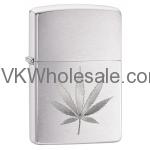 Marijuana Leaf Design