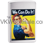 Zippo US Army We can Do It 29890 Windproof Lighter Wholesale