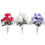 Azalea Bush Artificial Flower Wholesale