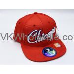 Chicago Summer Hat - Red