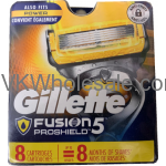 Gillette Fusion 5 Proshield Cartridges Wholesale