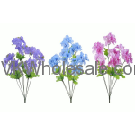 Hydrangea Bush Artificial Flower Wholesale