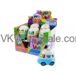 Kidsmania Happy Van Candy Filled Van Wholesale