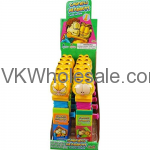 Kidsmania Garfield Headbutt Toy Candy Wholesale