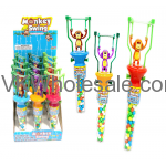 Kidsmania Monkey Swing Toy Candy Wholesale