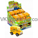 Kidsmania Skool Bus Candy Filled School Bus Wholesale
