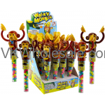 Kidsmania Wacky Monkey Toy Candy Wholesale