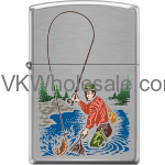 Zippo Classic Fisherman Windproof Lighter Z2033 Wholesale