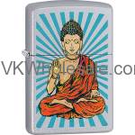 Zippo Classic Buddha Red Cloak Lighter Wholesale