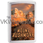 Zippo Mount Rushmore Windproof Lighter Wholesale
